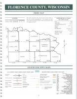Index Map, Florence County 2001